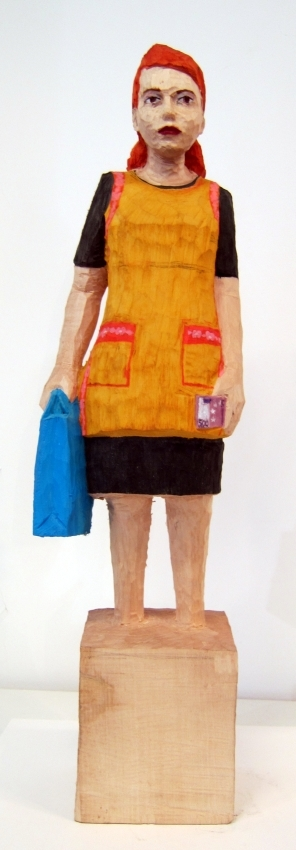Edeka Frau [761]